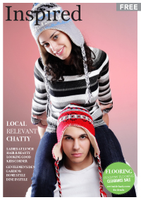 January Inspired Magazine